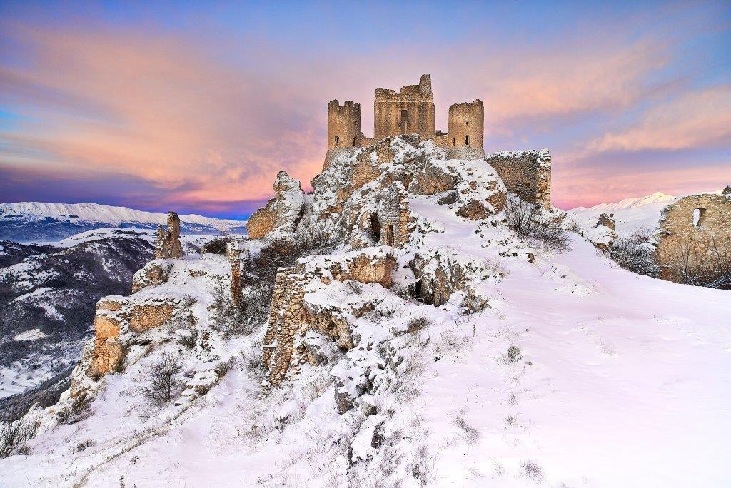 Gran Sasso e Monti della Laga - Marche, Lazio, Abruzzo (Foto di Mauro Rinaldi - 2014)