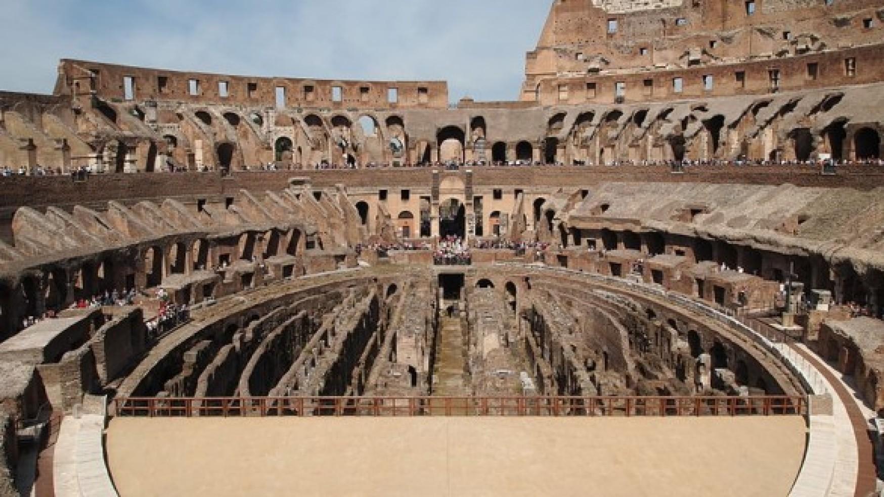 COLOSSEO SHOW un'arena da rifare