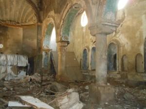 """La foto  è stata gentilmente concessa dal comitato """"Salviamo la chiesa di Sant'Agnello"""" (Maddaloni, Caserta)"""