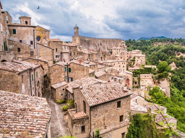 Sorano – Toscana