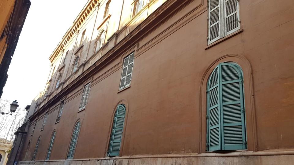 L'OSPEDALE FANTASMA NEL CUORE DI ROMA