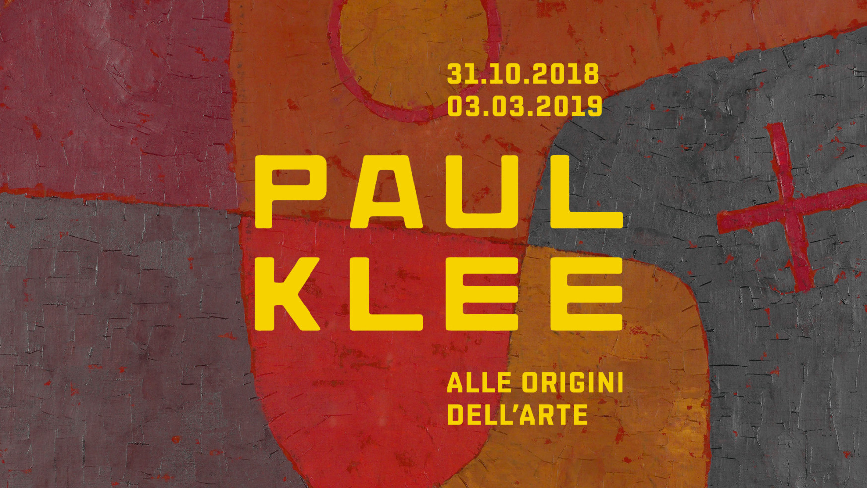 "PAUL KLEE ""Alle origini dell'arte"""