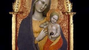 GOTICO AMERICANO. I maestri della Madonna Straus @ Palazzo Barberini | Roma | Lazio | Italia