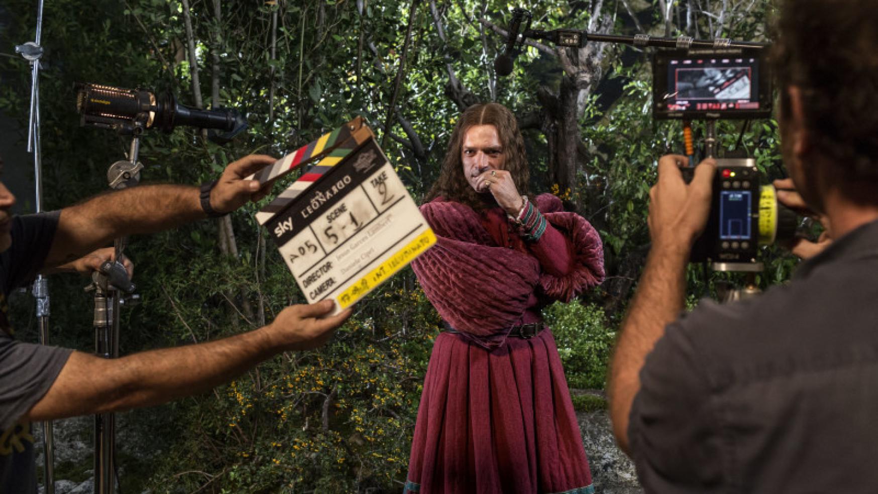 GENIO LEONARDO FILM IN TV SU SKY CINEMA E SKY ARTE