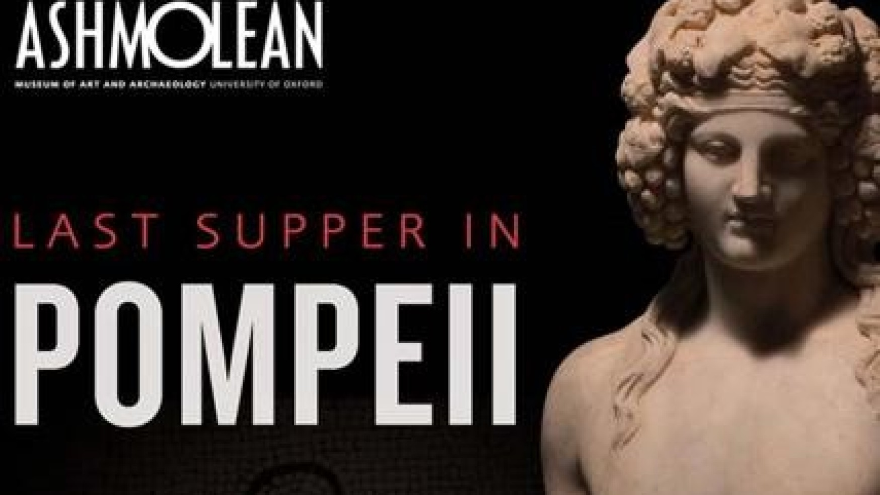 I REPERTI DI POMPEI IN MOSTRA A OXFORD