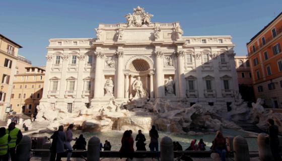 LE 7 MERAVIGLIE DI ROMA ANTICA SU SKY ARTE
