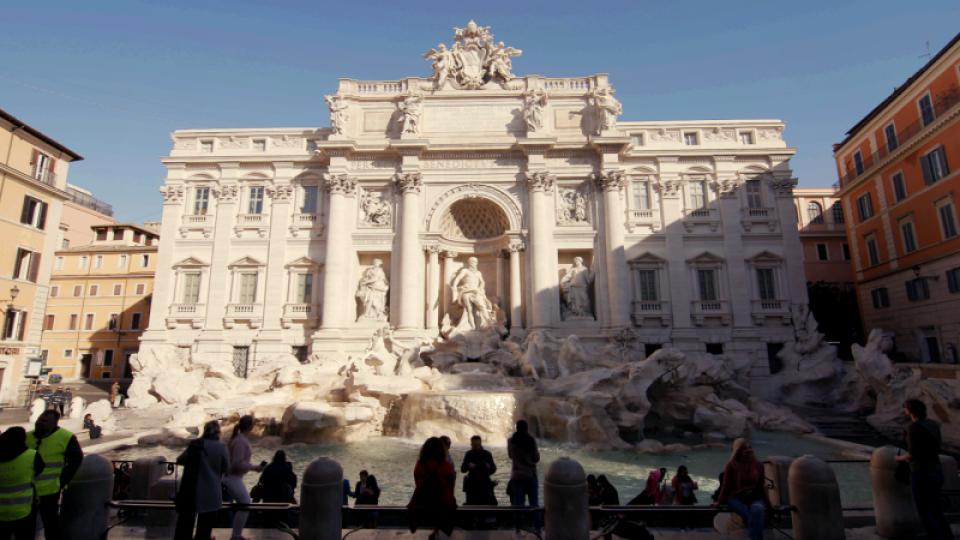 LE 7 MERAVIGLIE DI ROMA SU SKY