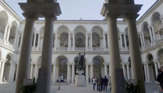 I MUSEI ITALIANI IN OTTO PUNTATE CON SKY ARTE