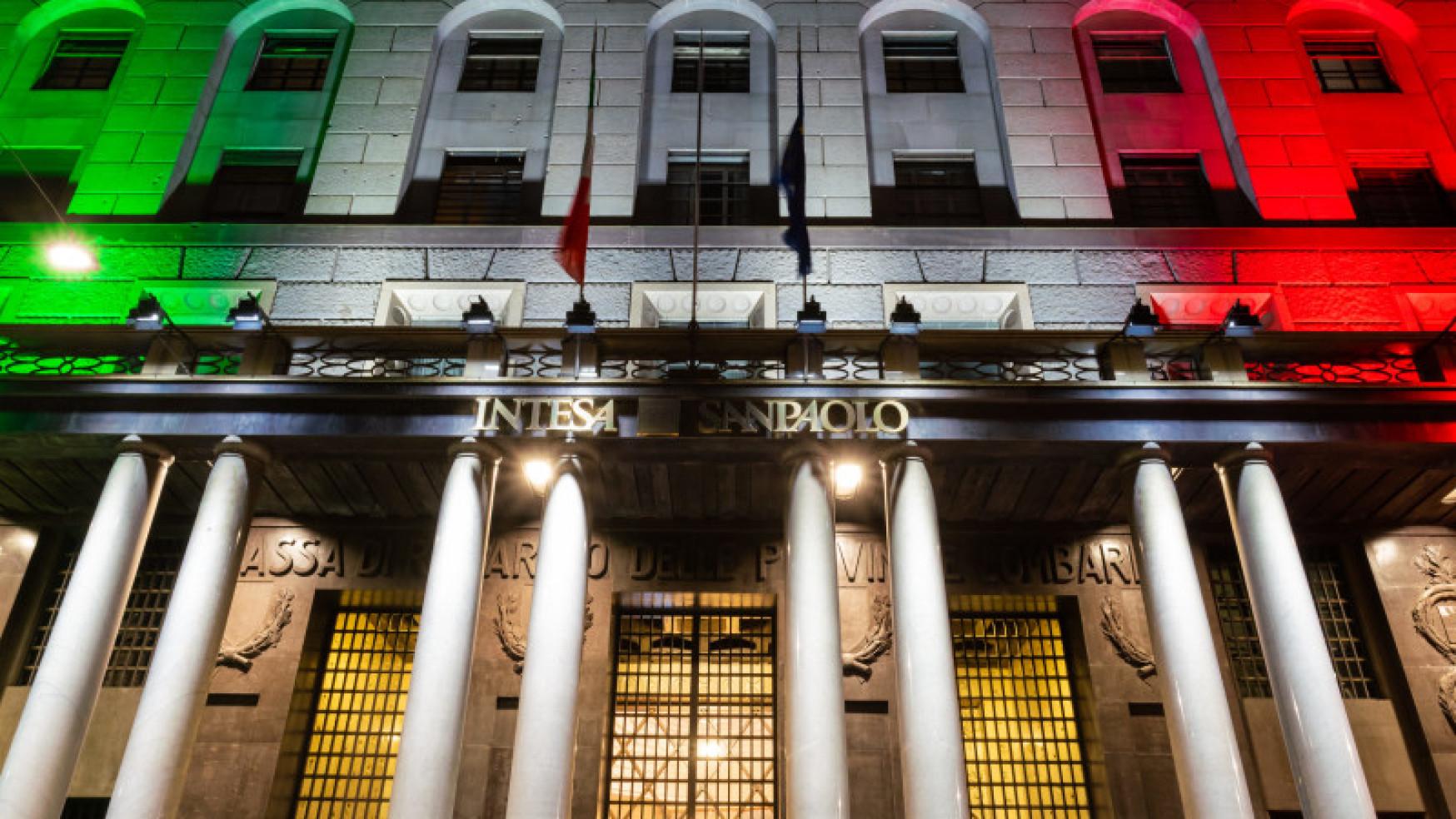 """INTESA SANPAOLO """"MOTORE ITALIA"""" 50 MILIARDI EURO A PMI ITALIANE"""