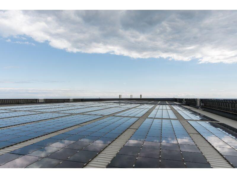1 – Impianto fotovoltaico di Catania (SICILIA)