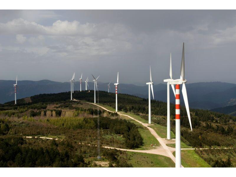 7 – Parco eolico (SARDEGNA)