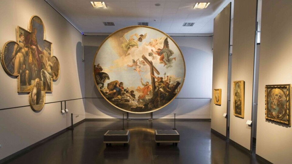LA MOSTRA SU TIEPOLO MINI-SERIE DI 7 VIDEO CON INTESA SANPAOLO